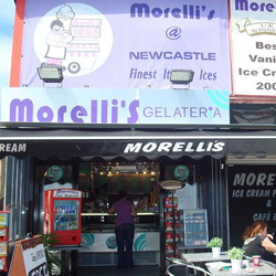 Morelli's Gelateria - Newcastle