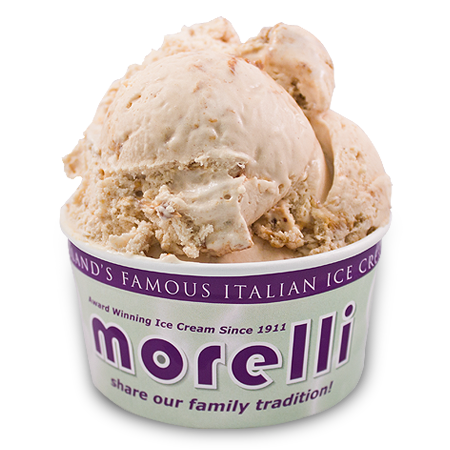 Biscoff Cookie Crunch - Morelli Ice Cream